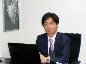 代表税理士の紹介